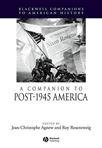 9781405149846: Companion Post-1945 America (Wiley Blackwell Companions to American History)