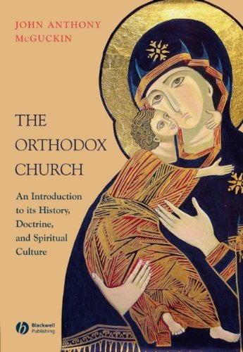 9781405150668: The Orthodox Church: An Introduction to its History, Doctrine, and Spiritual Culture
