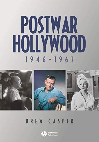 9781405150743: Postwar Hollywood: 1946-1962