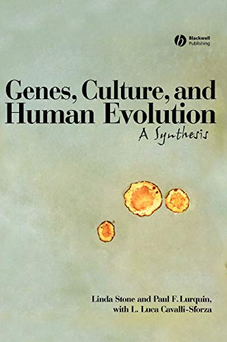 9781405150897: Genes, Culture, and Human Evolution: A Synthesis