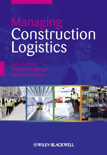 9781405151245: Managing Construction Logistics