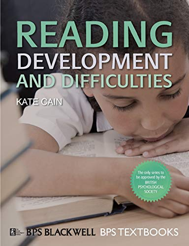 9781405151559: Reading Development and Difficulties