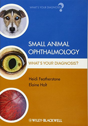9781405151610: Small Animal Ophthalmology: What's Your Diagnosis?