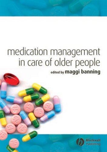 9781405151740: Medication Management in Care of Older People