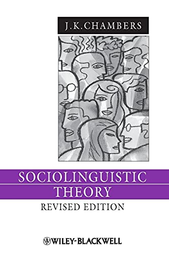 9781405152464: Sociolinguistic Theory