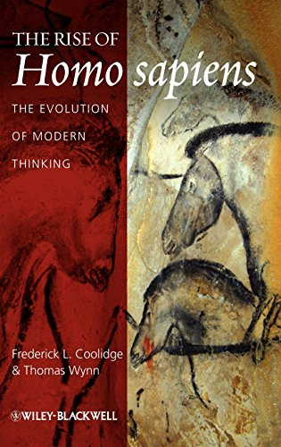 9781405152532: The Rise of Homo Sapiens: The Evolution of Modern Thinking