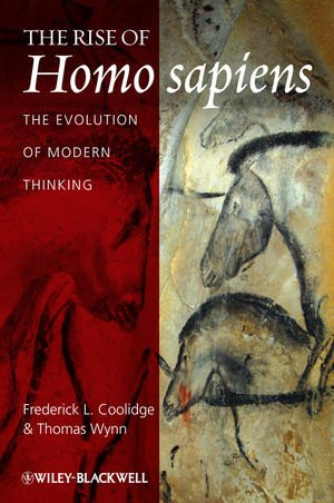 9781405152549: The Rise of Homo sapiens: The Evolution of Modern Thinking