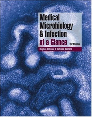 9781405152556: Medical Microbiology and Infection at a Glance