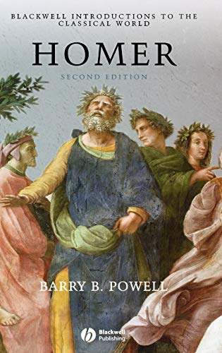 9781405153249: Homer (Blackwell Introductions to the Classical World)