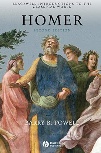 9781405153256: Homer 2e (Blackwell Introductions to the Classical World)
