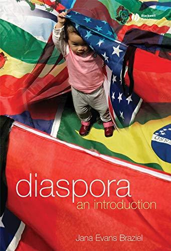 Diaspora: An Introduction: Braziel, Jana Evans