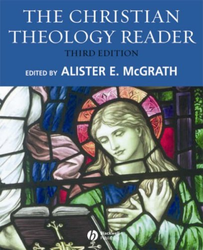 9781405153577: The Christian Theology Reader