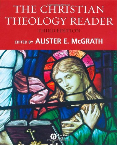 9781405153584: The Christian Theology Reader
