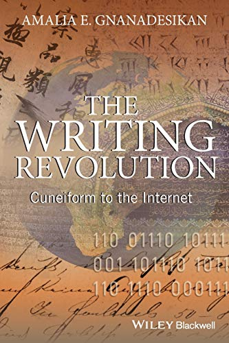 9781405154079: The Writing Revolution: Cuneiform to the Internet