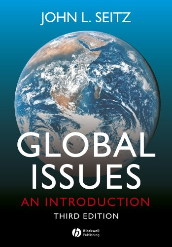 9781405154970: Global Issues: An Introduction