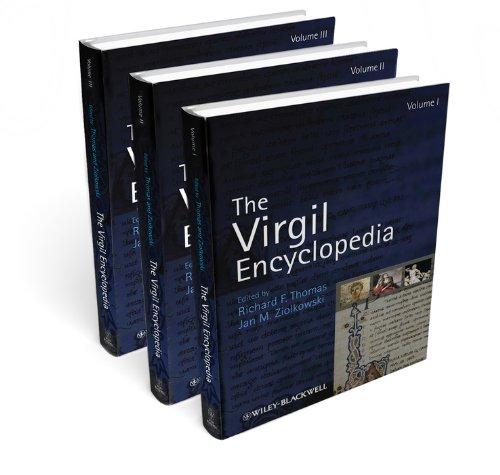 9781405154987: The Virgil Encyclopedia, 3 Volume Set