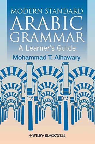 9781405155014: Modern Standard Arabic Grammar: A Learner's Guide