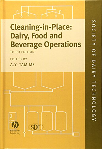 9781405155038: Cleaning-in-Place: Dairy, Food and Beverage Operations