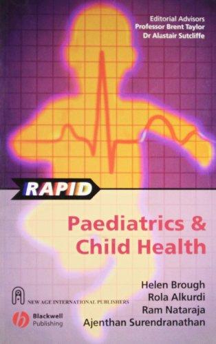 9781405155120: Rapid Paediatrics & Child Health