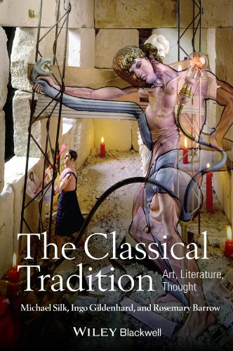 9781405155496: The Classical Tradition: Art, Literature, Thought