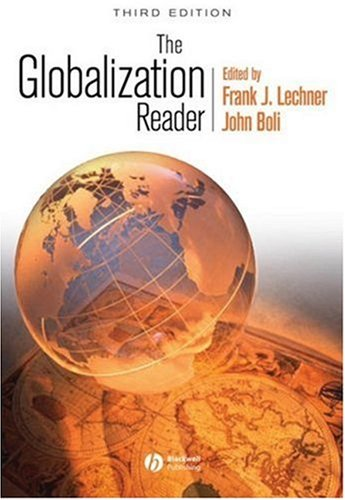 9781405155533: The Globalization Reader