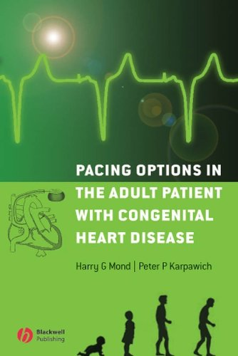 9781405155694: Pacing Options in the Adult Patient with Congenital Heart Disease
