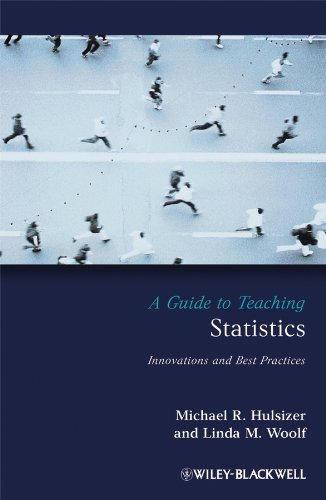 9781405155748: A Guide to Teaching Statistics: Innovations and Best Practices