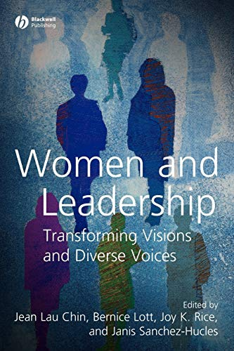 9781405155830: Women and Leadership: Transforming Visions and Diverse Voices