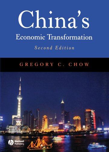 9781405156240: China's Economic Transformation