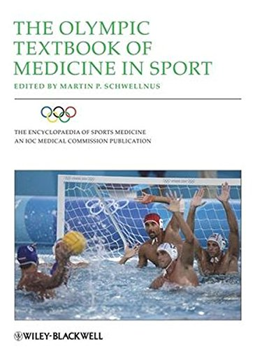 9781405156370: The Olympic Textbook of Medicine in Sport