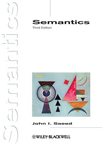 9781405156394: Semantics (Introducing Linguistics)