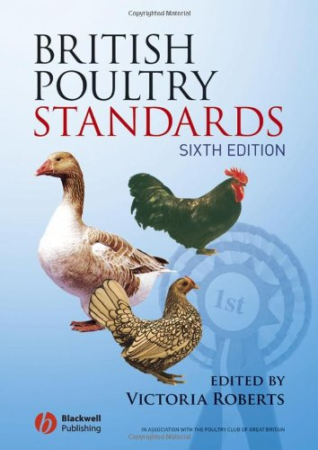 9781405156424: British Poultry Standards