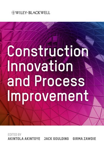 9781405156486: Construction Innovation and Process Improvement