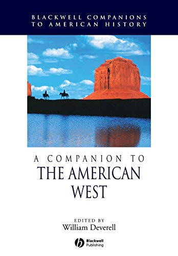 9781405156530: A Companion to the American West