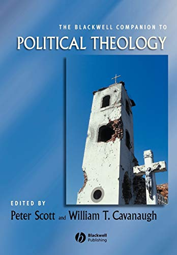 9781405157445: The Blackwell Companion to Political Theology