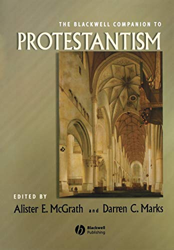 9781405157469: The Blackwell Companion to Protestantism