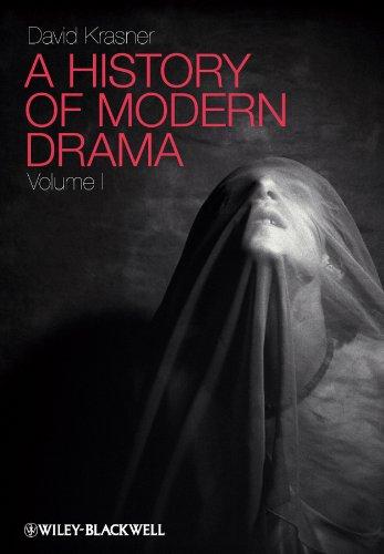 A History of Modern Drama (1405157577) by Krasner, David