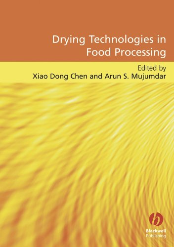 9781405157636: Drying Technologies in Food Processing