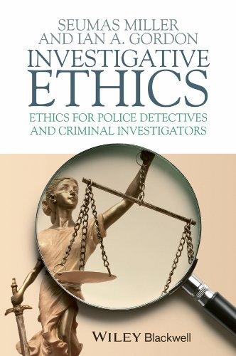 9781405157735: Investigative Ethics: Ethics for Police Detectives and Criminal Investigators