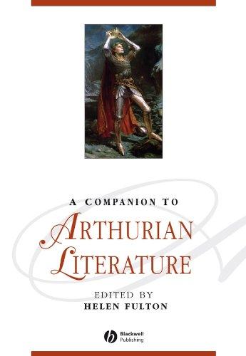 9781405157896: A Companion to Arthurian Literature (Blackwell Companions to Literature and Culture)