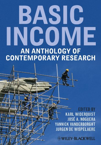 9781405158107: Basic Income: An Anthology of Contemporary Research