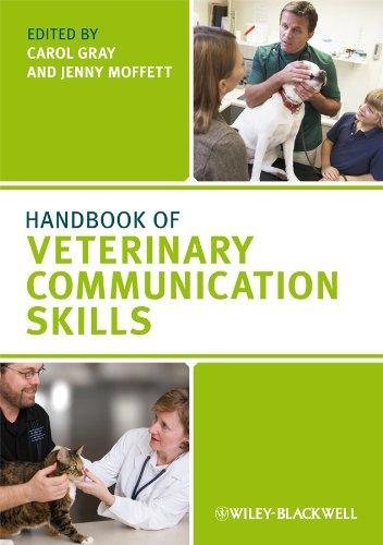 9781405158176: Handbook of Veterinary Communication Skills