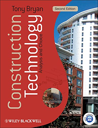 9781405158749: Construction Technology: Analysis and Choice