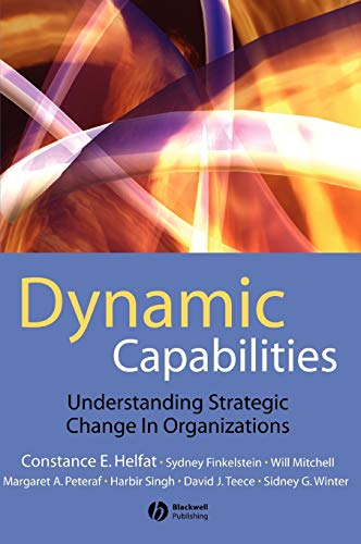 9781405159043: Dynamic Capabilities: Understanding Strategic Change in Organizations