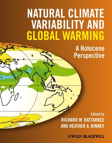 9781405159050: Natural Climate Variability and Global Warming: A Holocene Perspective