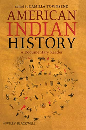 9781405159081: American Indian History: A Documentary Reader