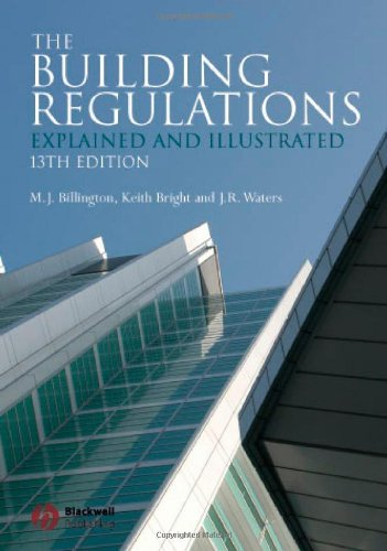 9781405159227: The Building Regulations: Explained and Illustrated