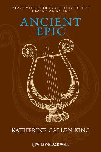 9781405159470: Ancient Epic
