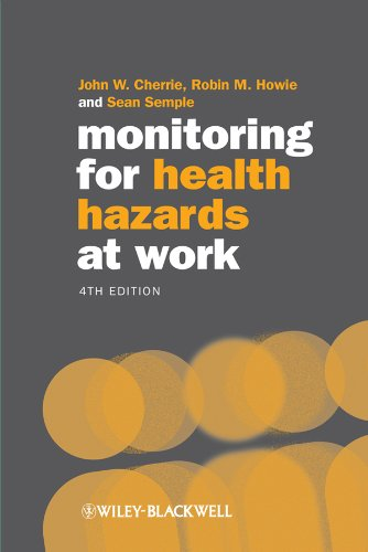 9781405159623: Monitoring for Health Hazards at Work