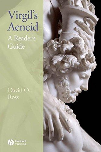 9781405159722: Virgil's Aeneid: A Reader's Guide
